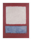 Light over Gray, 1956 Poster von Mark Rothko
