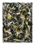 Number 5, 1950, 1950 Posters by Jackson Pollock