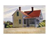 Marshall's House, 1932 Posters par Edward Hopper