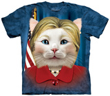 Clinton Kitten T-shirts