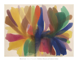 Point of Tranquility, (1959-1960) Póster por Morris Louis