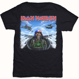 Iron Maiden- Jetfighter Eddie T-Shirt
