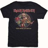 Iron Maiden- Book Of Souls Eddie T-shirts
