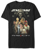 Star Wars: The Force Awakens- Epic Heroes Shirt
