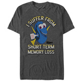 Pixar: Finding Dory- Short Term Memory Loss T-shirts