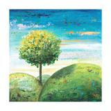Cute Tree II Kunstdrucke von Patricia Pinto