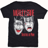 Motley Crue- Theater Of Pain Cry T-shirts