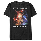 Star Wars: The Force Awakens- The Truth Poster T-Shirt