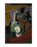 The Coffee Mill, 1916 Prints by Juan Gris
