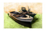Boat VIII Prints by Ynon Mabat