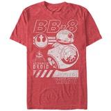 Star Wars: The Force Awakens- BB-8 Astromech Droid T-shirts