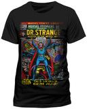 Dr. Strange- Distressed Marvel Premier 3 Cover (Slim Fit) Vêtement