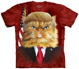 Trumpy Cat T-shirts