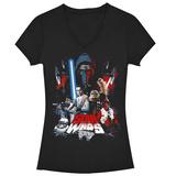 Juniors: Star Wars: The Force Awakens- Epic Odds Camisetas
