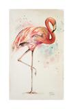 Flamingo 2 Poster von Patricia Pinto