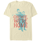 Star Wars: The Force Awakens- Red Home Overlay T-shirts