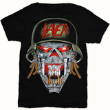 Slayer- War Ensemble Head T-shirts