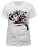 Captain America- Super Patriot (Slim Fit) Vêtement