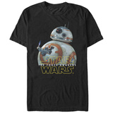 Star Wars: The Force Awakens- BB-8 Thumbs Up T-Shirts