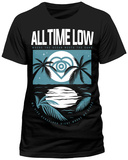 All Time Low- Ocean Meets Sand T-shirts