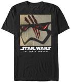 Star Wars: The Force Awakens- Finn Sees Evil Shirts