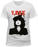 T-Rex- The Slider Faded (Slim Fit) Tričko