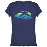 Juniors: Pixar: Up- Rising Logo T-Shirt