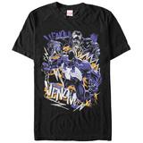 Marvel-Venom- Venom Overlap T-shirts