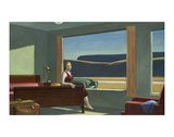 Western Motel, 1957 Posters by Edward Hopper