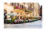 Cafe Italia Prints by Emily Navas