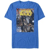 Star Wars: The Force Awakens- Comic Cover T-shirts