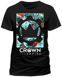 Crown The Empire- Tropical Logo (Slim Fit) (Slim Fit) T-Shirts