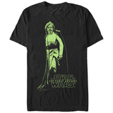 Star Wars: The Force Awakens- Jedi Master Luke T-shirts