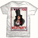 Alice Cooper- Uncle Alice Wants You T-Shirt