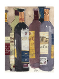 Red Wine Tasting II Reproduction giclée Premium par Samuel Dixon