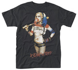 Suicide Squad- Harley Trust T-Shirts