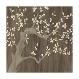Driftwood Cherry I Posters by June Vess