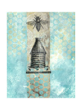 Vintage Beekeeper I Posters by Naomi McCavitt