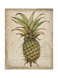Pineapple Study I Posters par Tim OToole