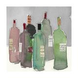 Wine Party I Reproduction giclée Premium par Samuel Dixon