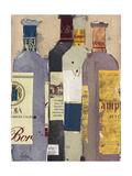 Red Wine Tasting III Reproduction giclée Premium par Samuel Dixon