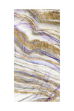 Amethyst & Gold II Prints by  Studio W