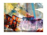 San Francisco Buildings III Prints by Sisa Jasper