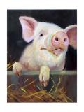 Farm Club II Giclée-Premiumdruck von Carolyne Hawley