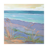 Dunes at Dusk II Prints by Suzanne Wilkins