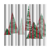 Oh Christmas Tree I Posters by Sharon Gordon