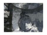Shades of Grey V Print by Elena Ray