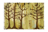 Early Spring Trees Posters by Natalie Avondet
