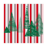 Oh Christmas Tree III Poster by Sharon Gordon