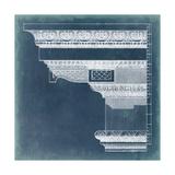 Capital Blueprint III Prints by  Vision Studio